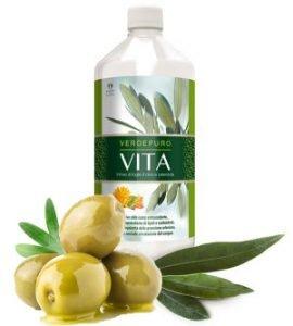 estratto foglie di olivo