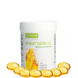 vitamina E naturale