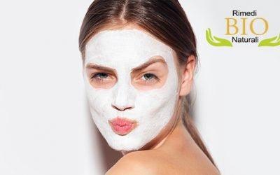 Come eliminare brufoli dal viso